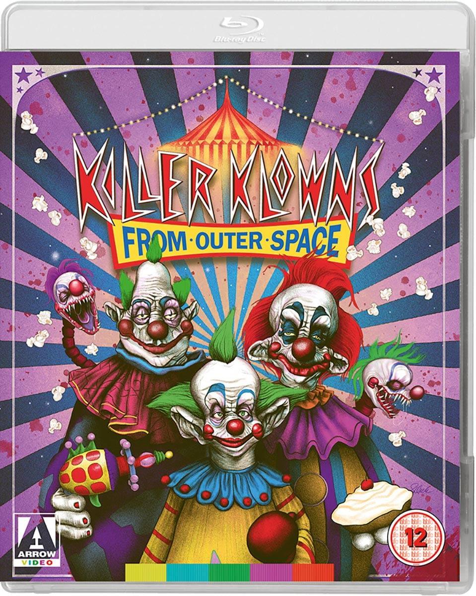 Arrow Video Killer Klowns