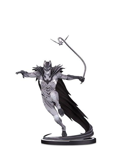 DC Collectibles Batman Blcak and WHite Rocafort Statue