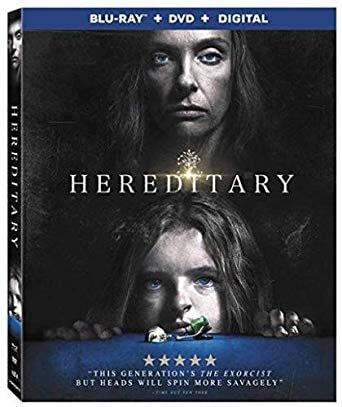 Hereditary Blu Ray