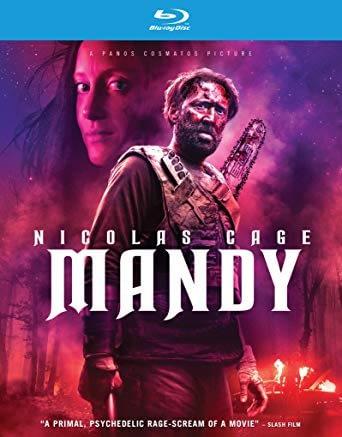 Mandy Blu Ray