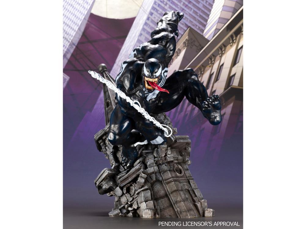 Kotobukiya Venom Statue 1