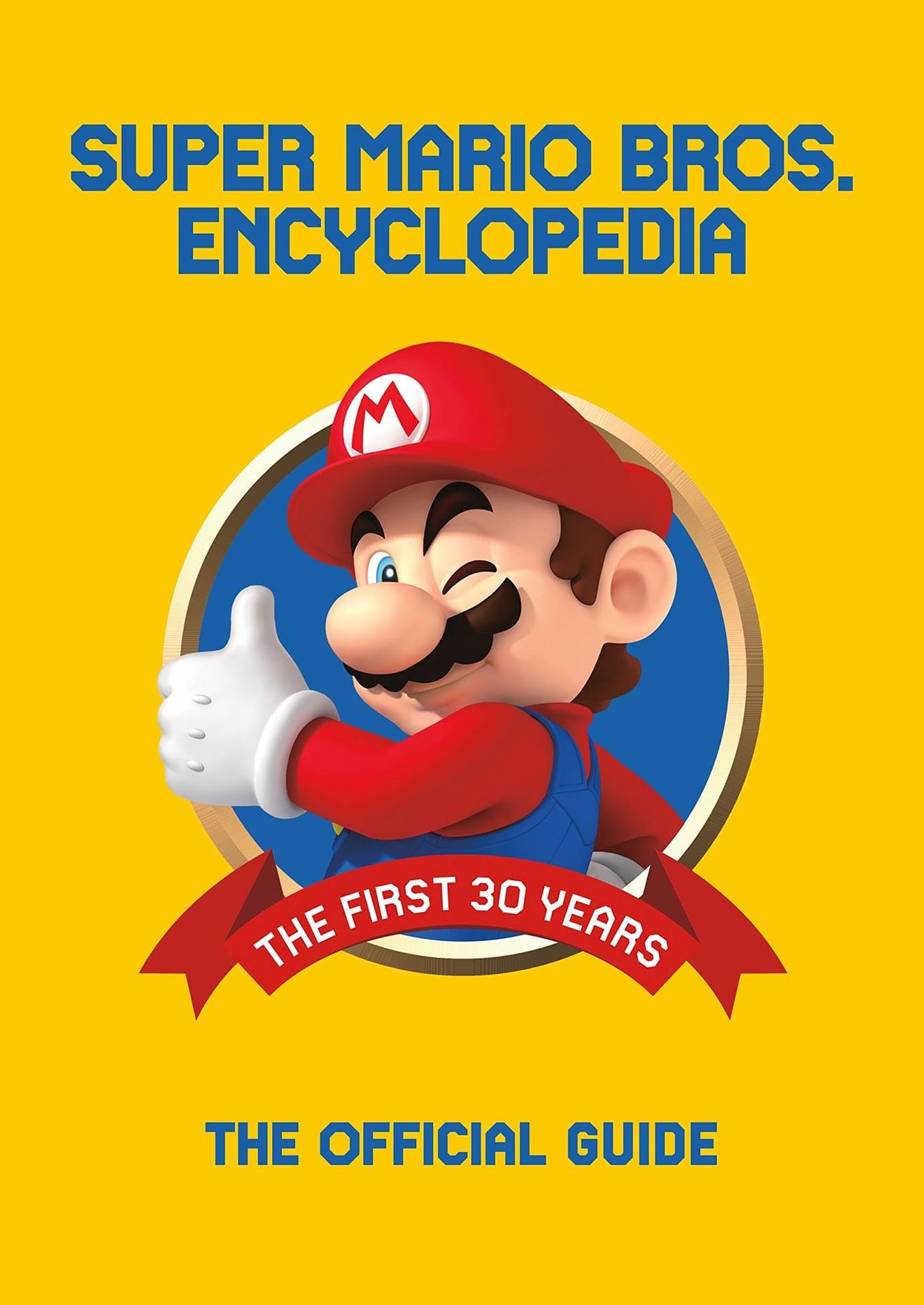 Review Super Mario Bros Encyclopedia