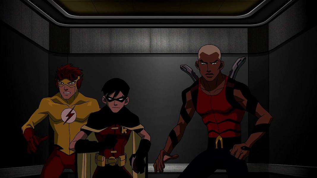 Young Justice Season 1 Episode 1