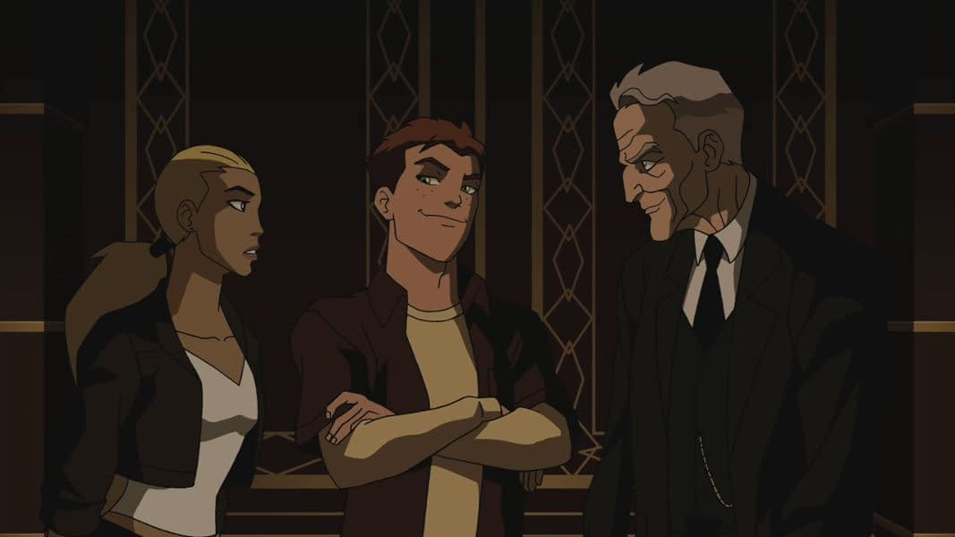 Young Justice Season 1 Episode 7