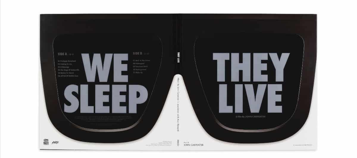 Mondo They Live Vinyl Soundtrack 4