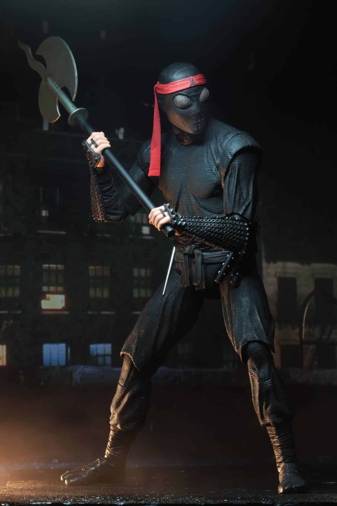 NECA 1:4 Scale TMNT Foot Soldier 4