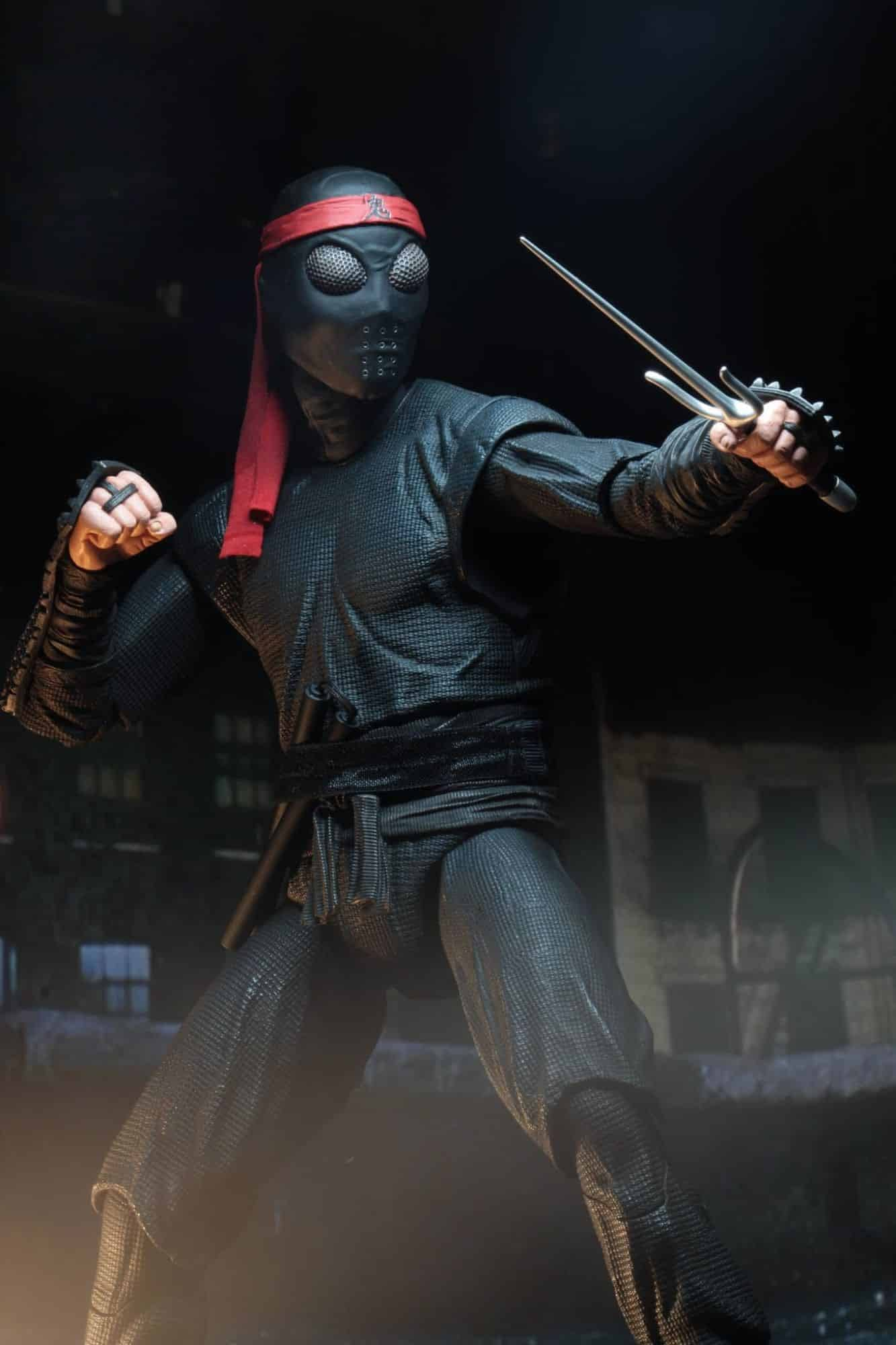 NECA 1:4 Scale TMNT Foot Soldier 6