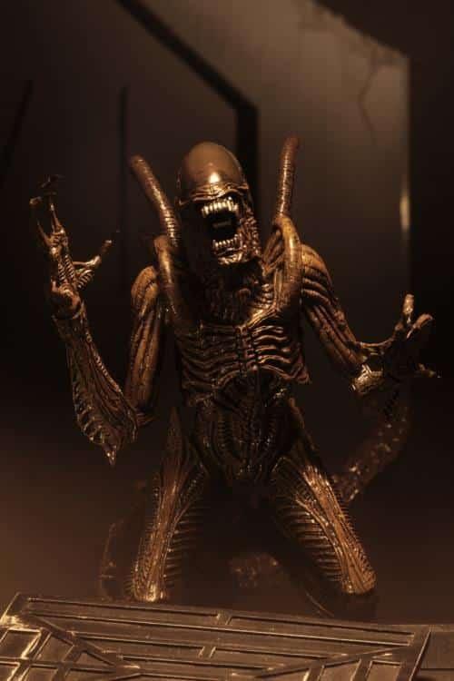 NECA Alien Resurrection Xenomorph 3