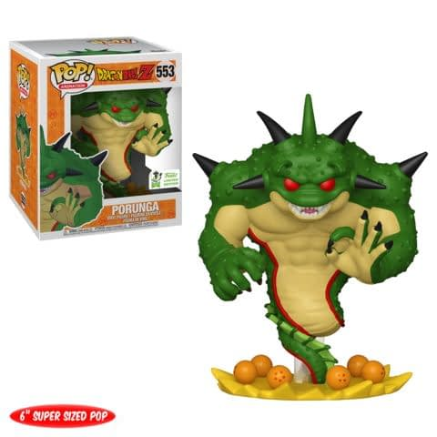 Funko ECCC Dragon Ball Z Porunga Hot Topic