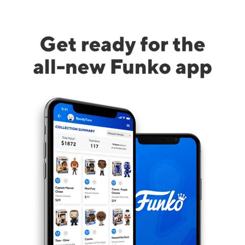 Funko App Update