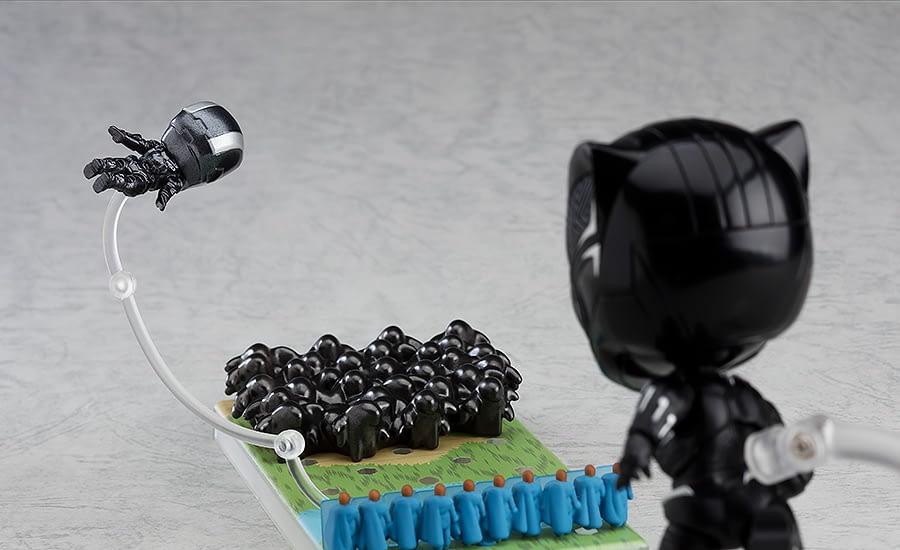 Infinity War Black Panther Nendoroid 8