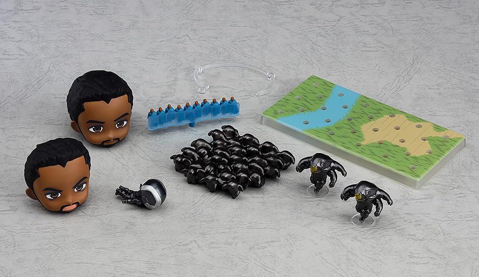 Infinity War Black Panther Nendoroid 9