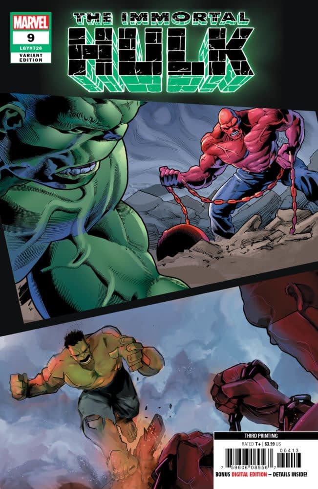 Amazing Spider-Man, Avengers and Die Get More Printings