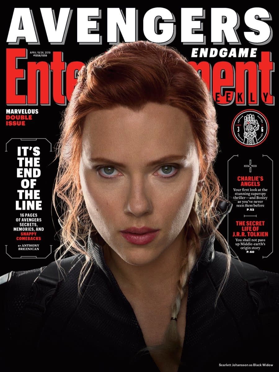 'Avengers: Endgame': Six New EW Covers Feature The Original Six