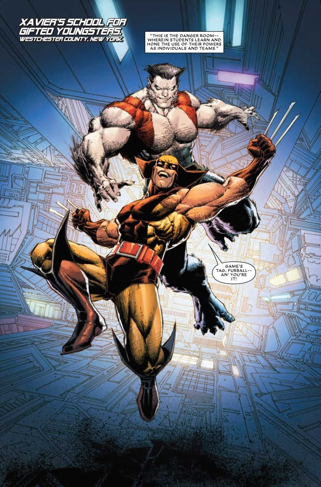Wolverine Can't Forget the Smell of The Beast in Major X #3 (Preview)