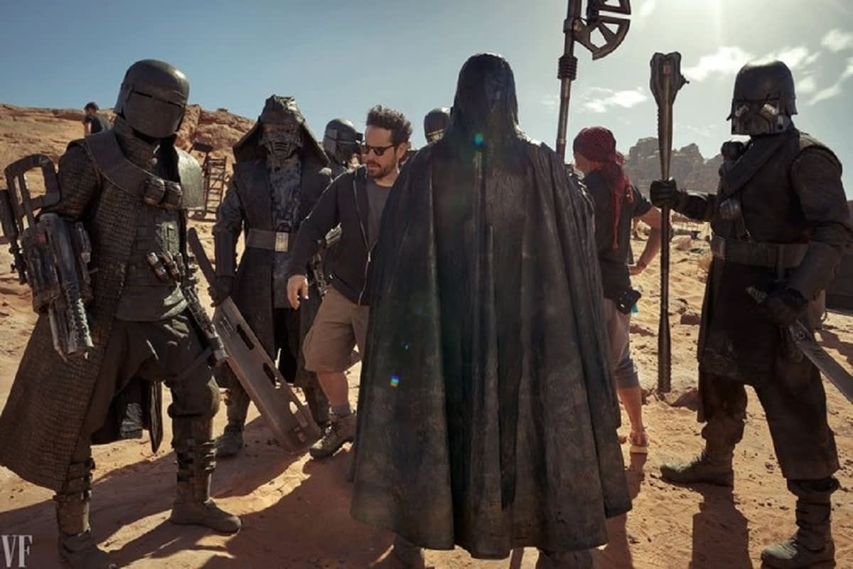 The Rise of New Images from Star Wars: The Rise of Skywalker