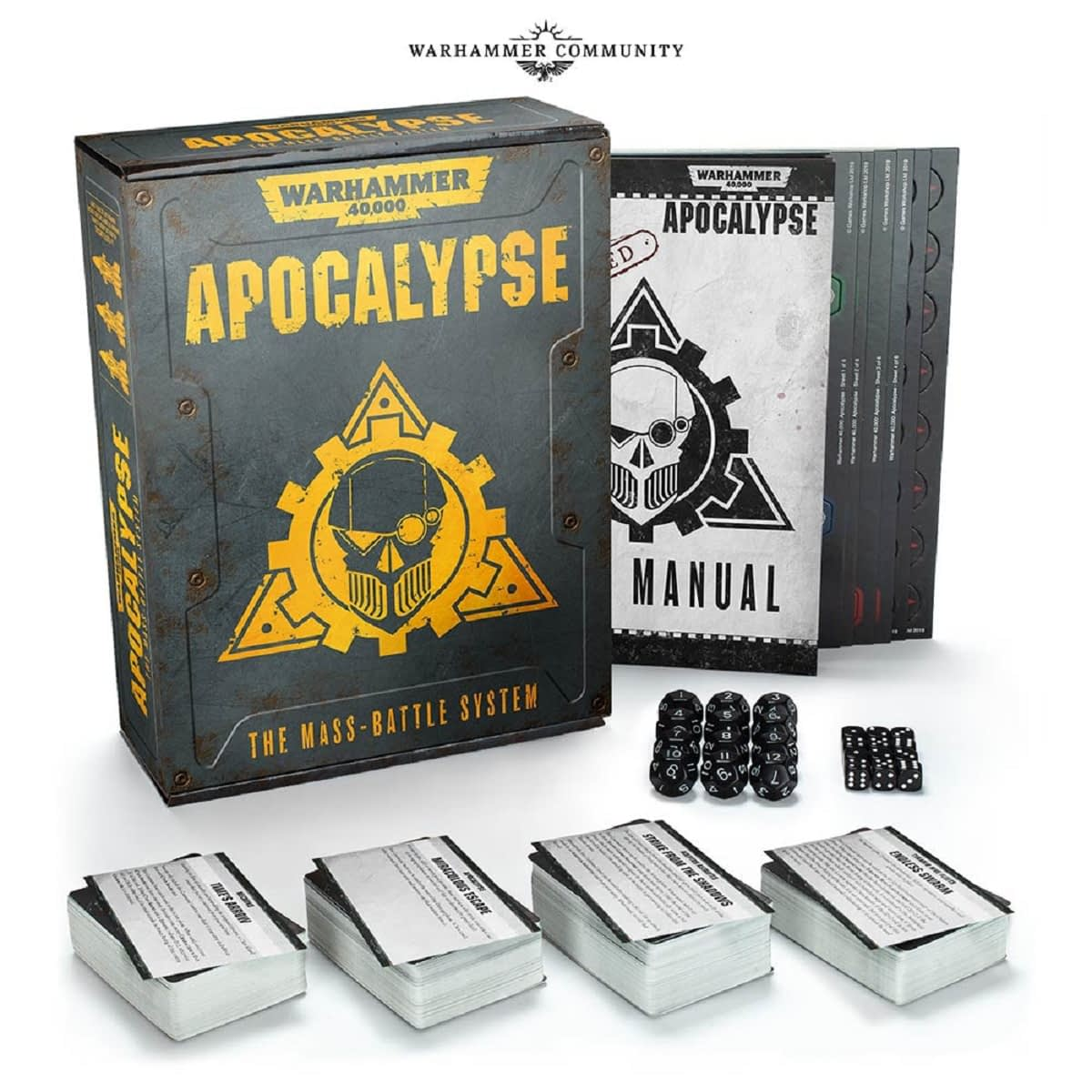 Warhammer 40,000: Apocalypse Returning to a Table Near You