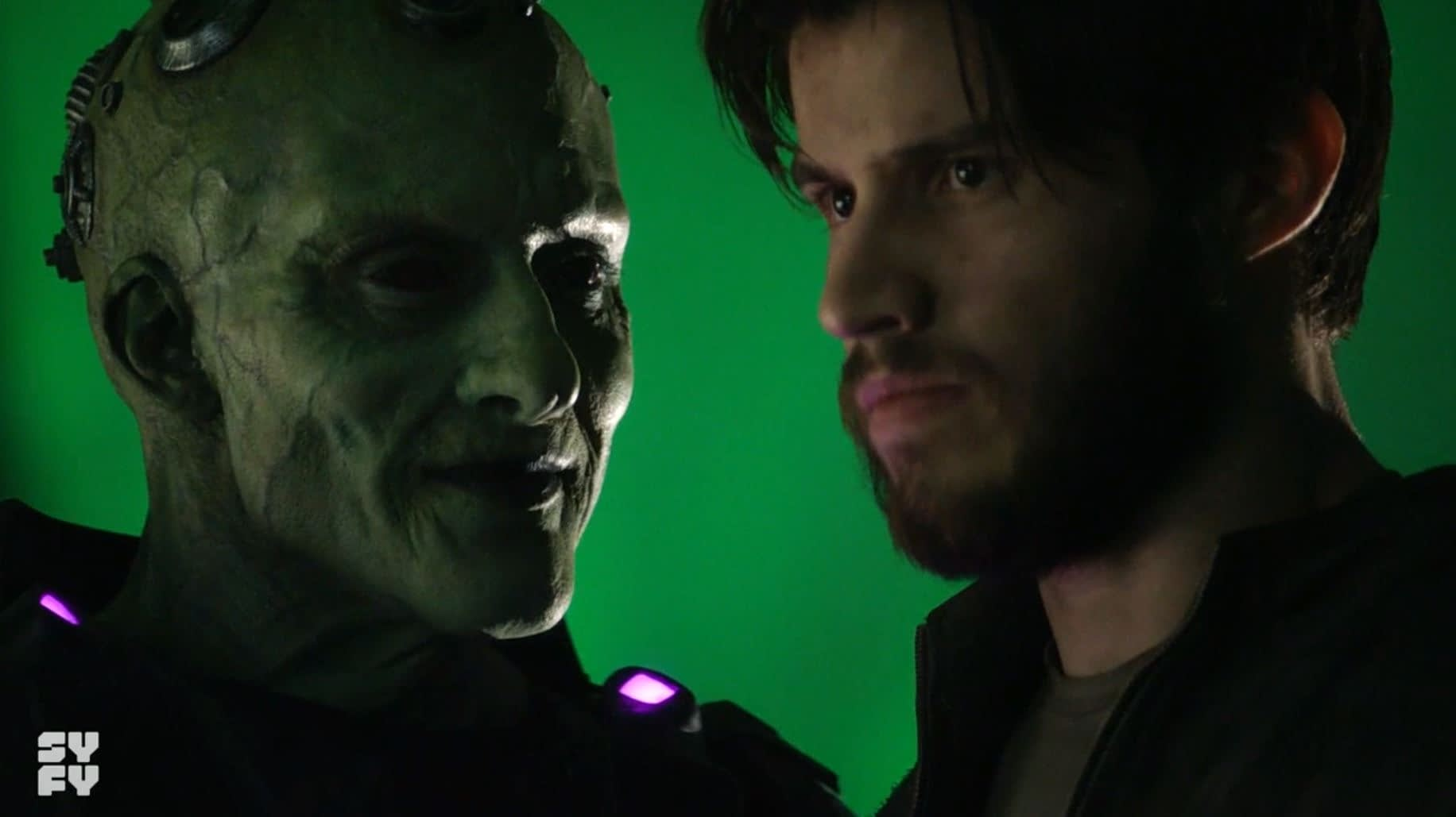 """Krypton"" S02, Ep03: ""Will to Power"""