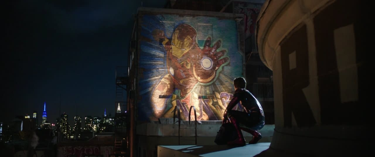 "Kevin Feige Explains How ""Spider-Man: Far From Home"" Completes the Infinity Saga"