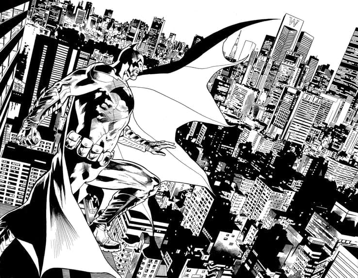 The Batman's Grave: Warren Ellis and Bryan Hitch Series Launches in October