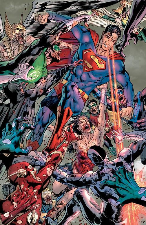 DC Comics October 2019 Solicitations