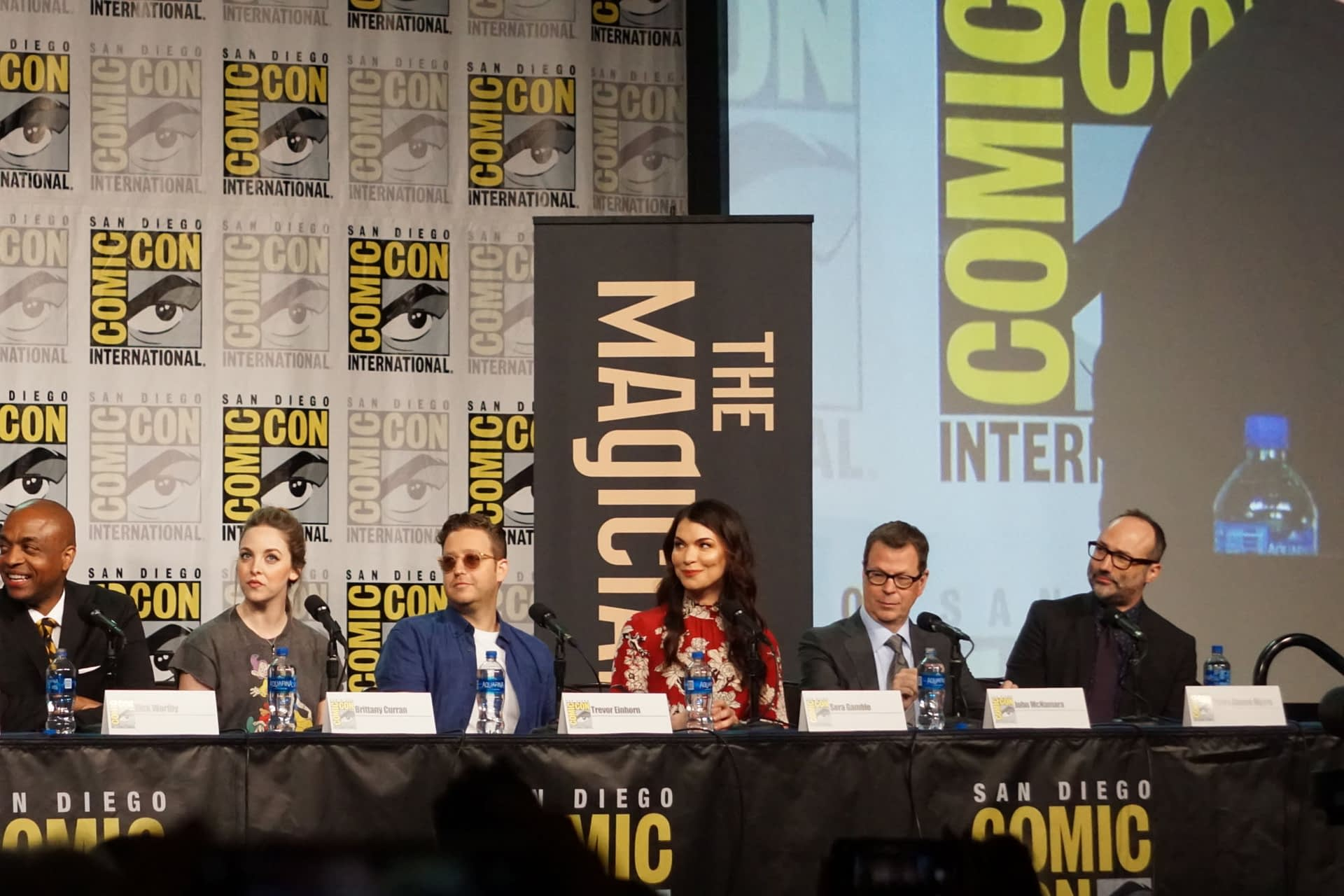 The Magicians SDCC 2019 Panel - With Some MST3K Commentary Thrown In