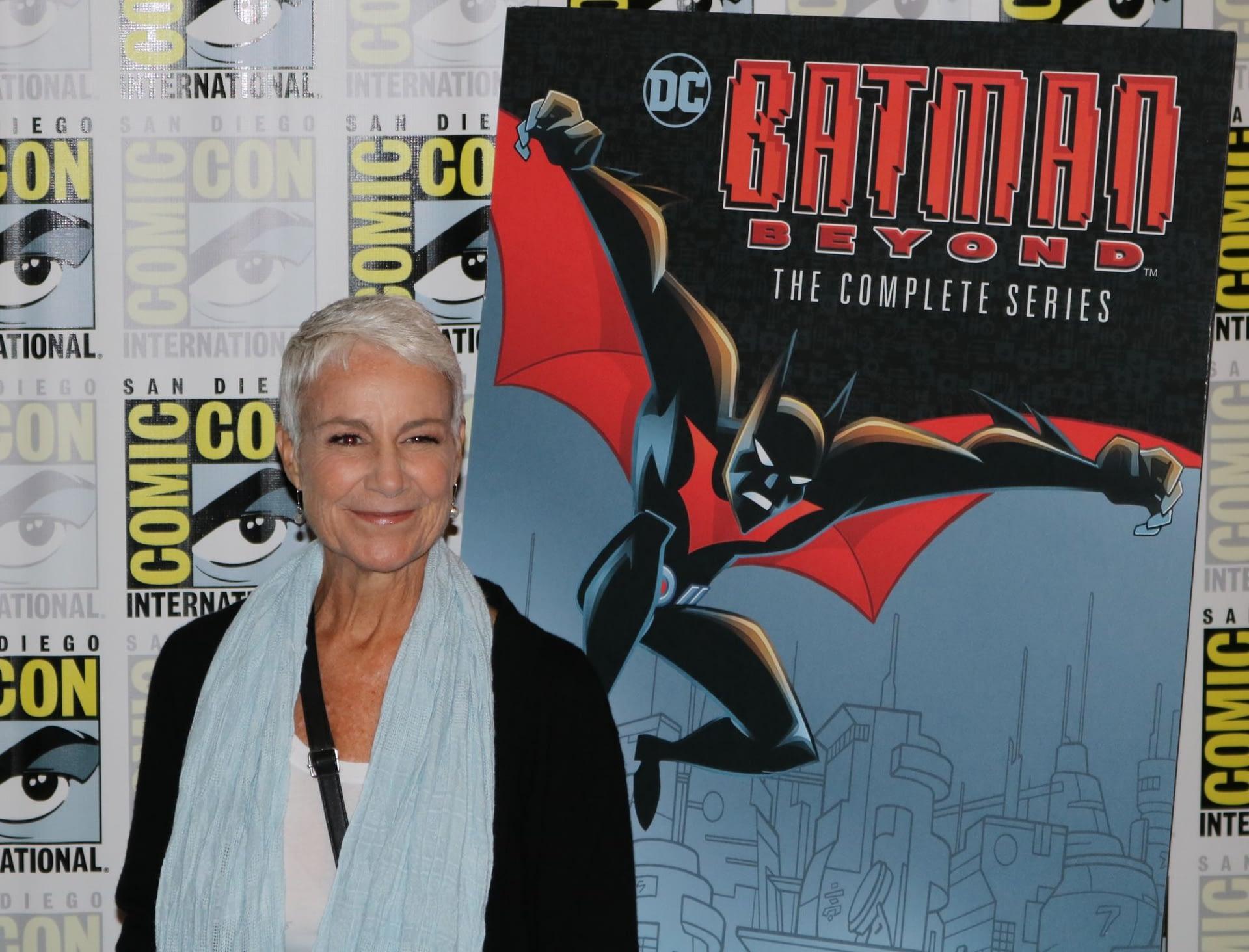 Andrea Romano Talks Batman Beyond: Roundtable Video