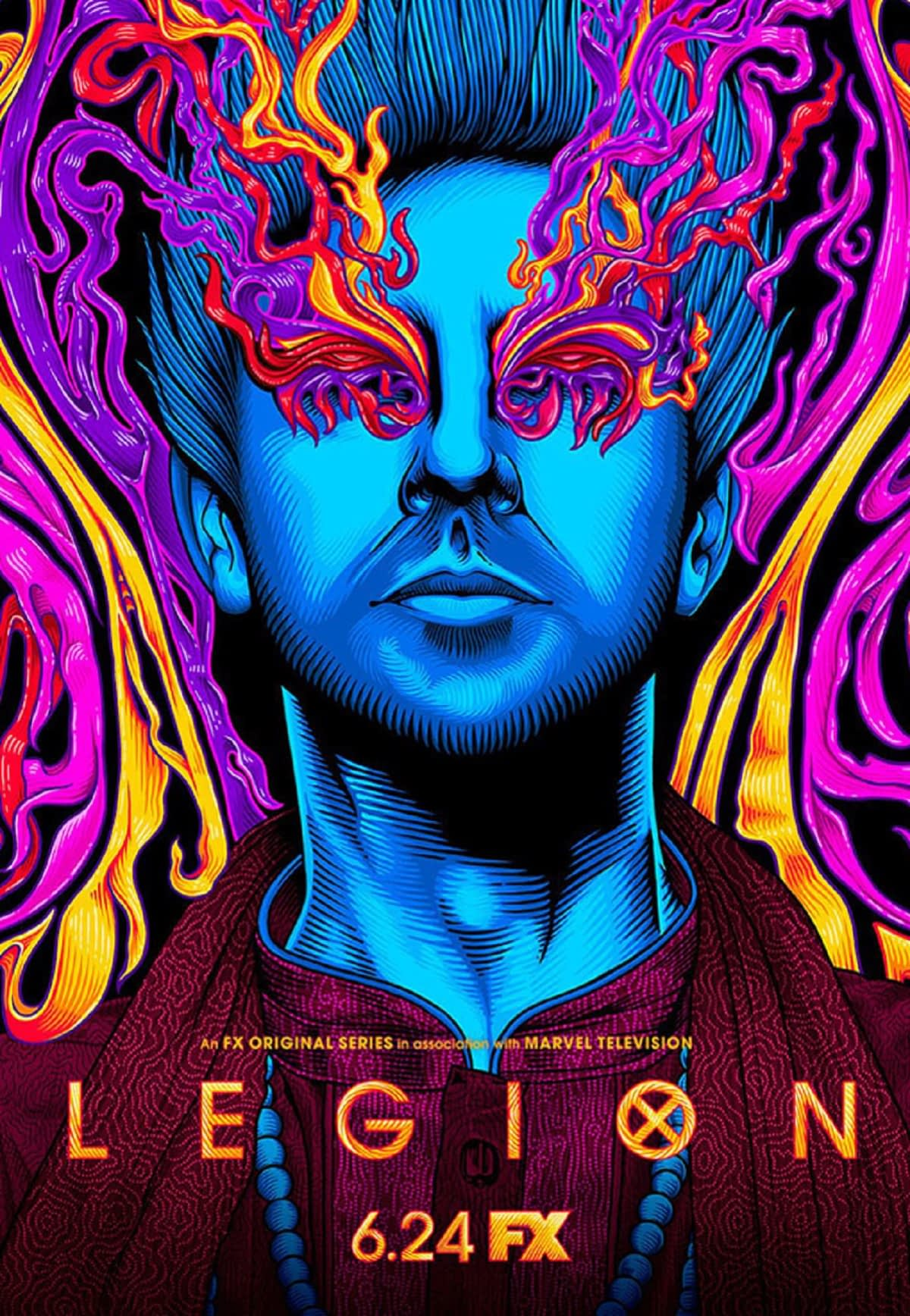 """Legion"" Producers Talk Time Travel and a Certain Professor"