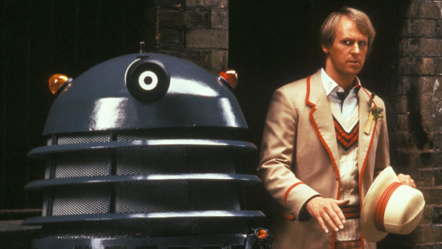 """Doctor Who"": Eric Saward Talks about Adapting his Dalek Episodes into Novels"