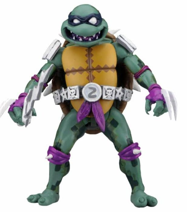 NECA Bringing TMNT: Turtles in Time Figures to Stores