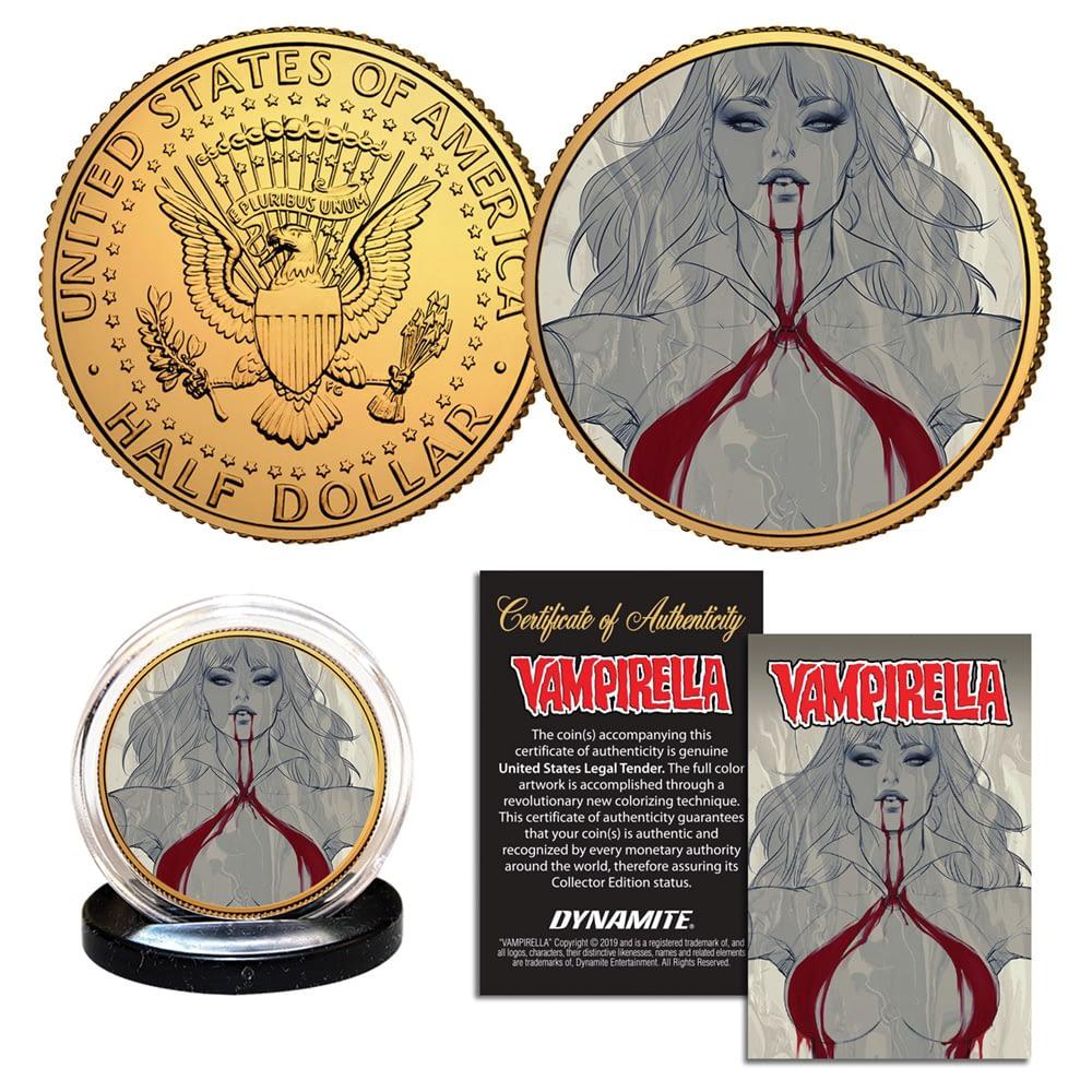 Vampirella and