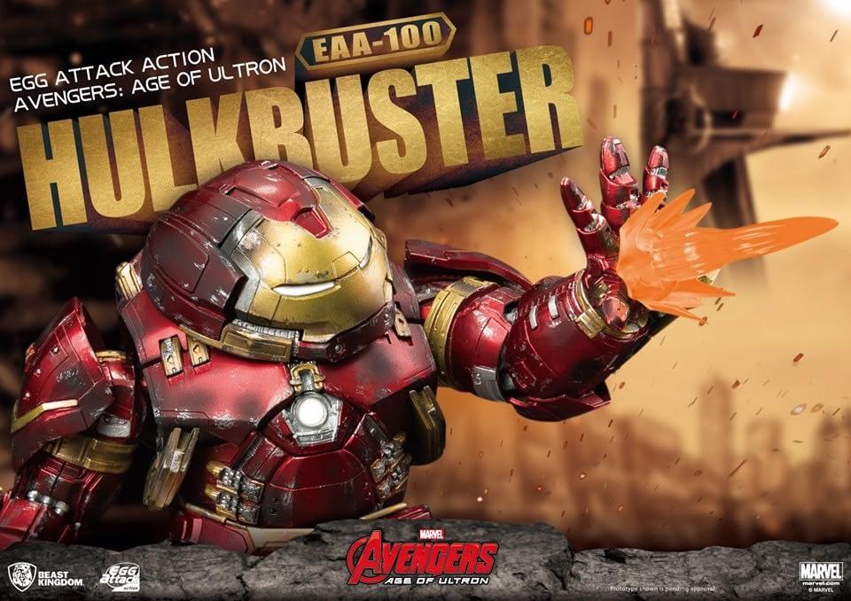 Hulkbuster Iron Man Armor has Arrived from Beast Kingdom