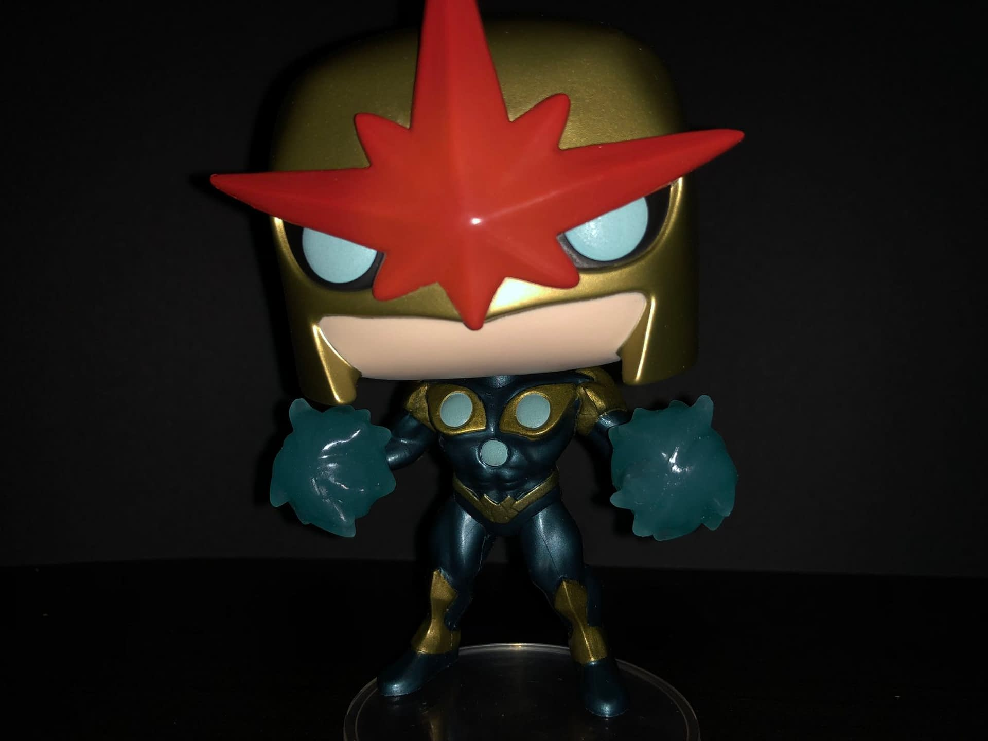 Nova Lights up the Night with PX Exclusive Funko Pop [Review]