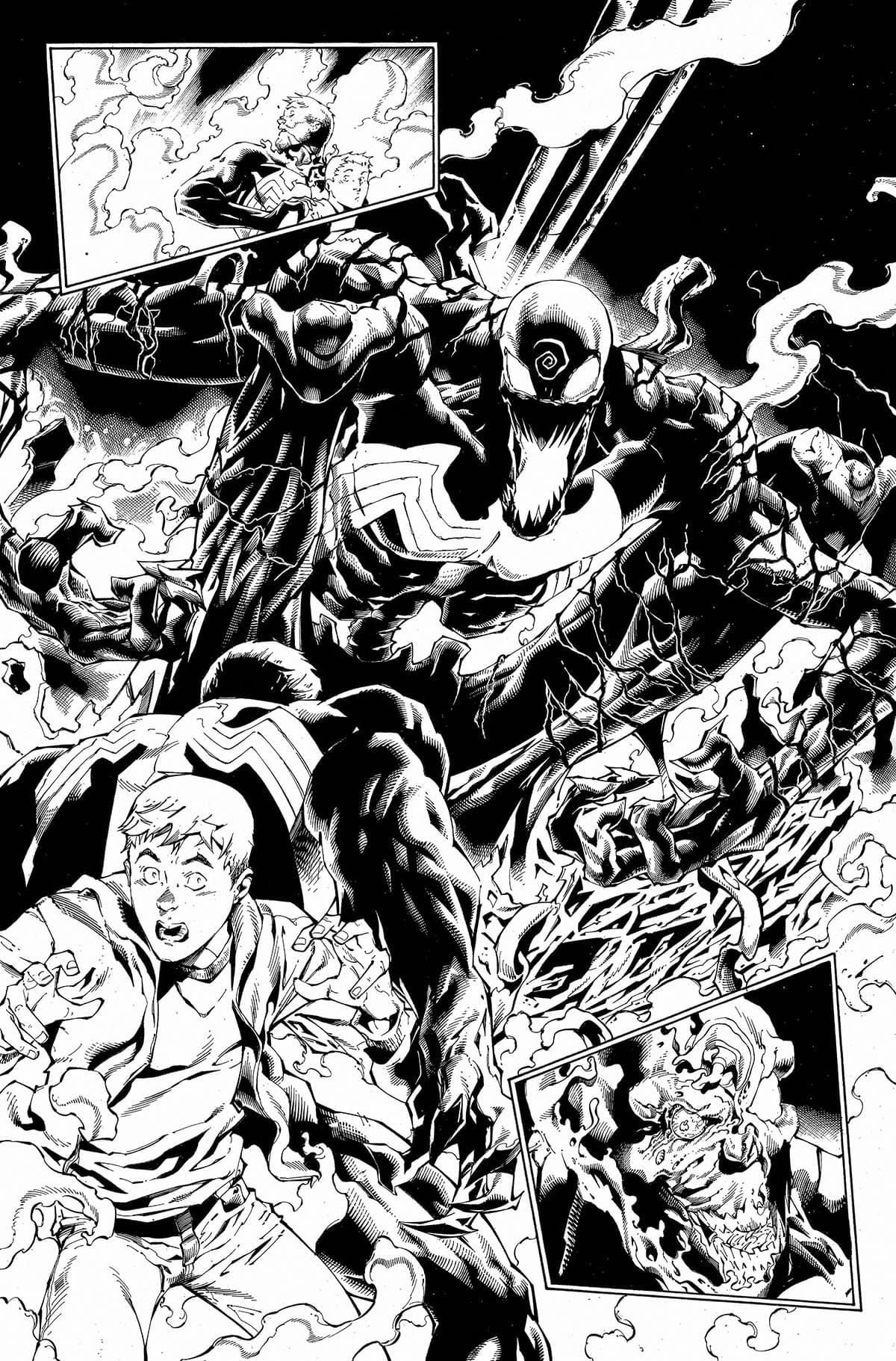 Absolute Carnage #1 Gets a Digital Director's Cut
