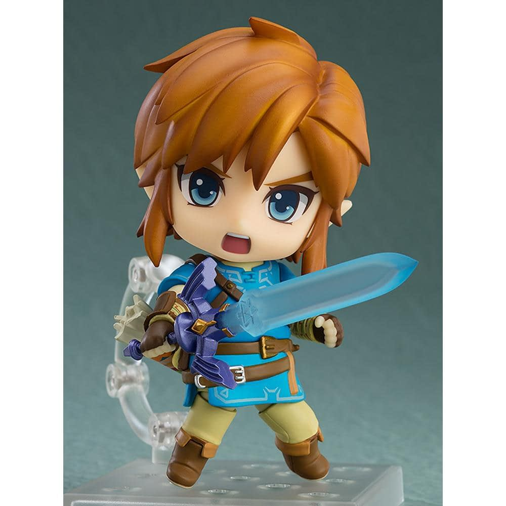 Zelda Starts Her Quest with New Nendoroid from Good Smile Company