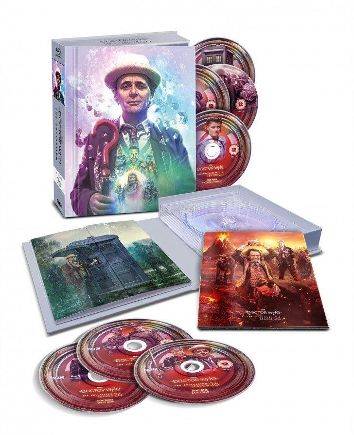 """Doctor Who"": Ace Returns! Season 26 Box Set Announcement! [Trailer]"