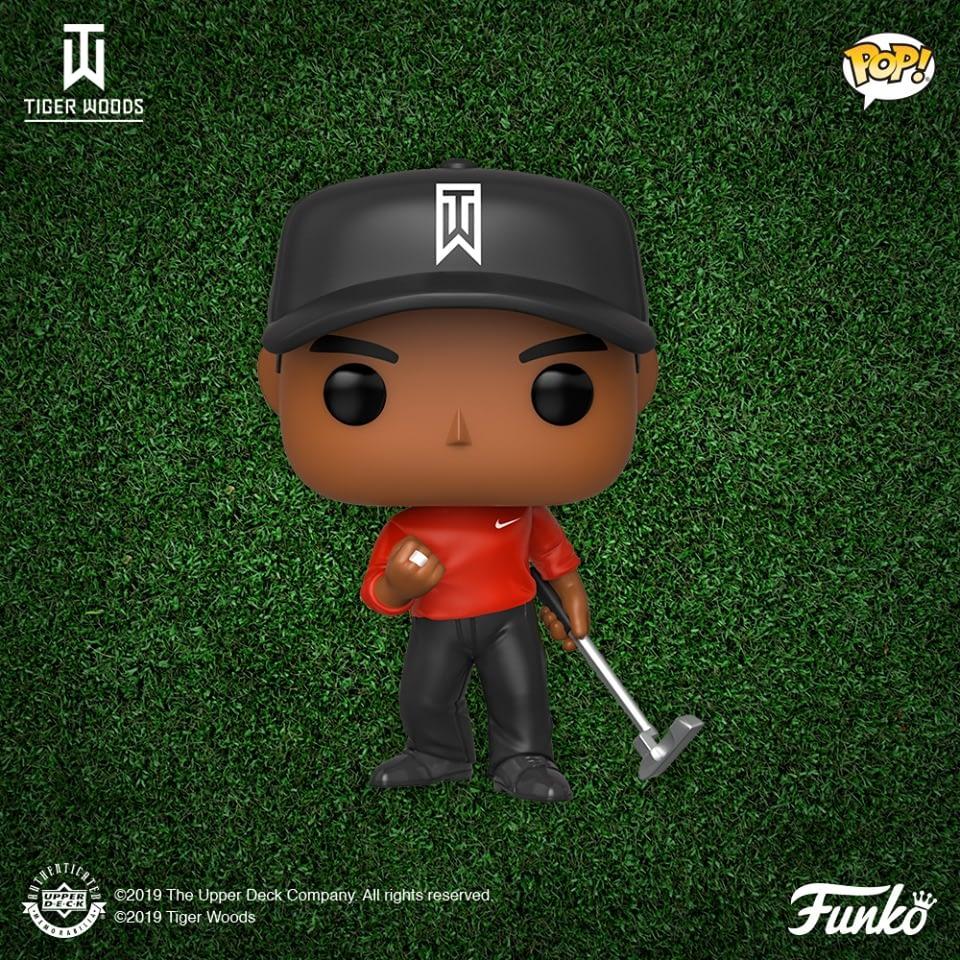 Funko Pop Round Up - Batman, Spyro, and Tiger Woods?