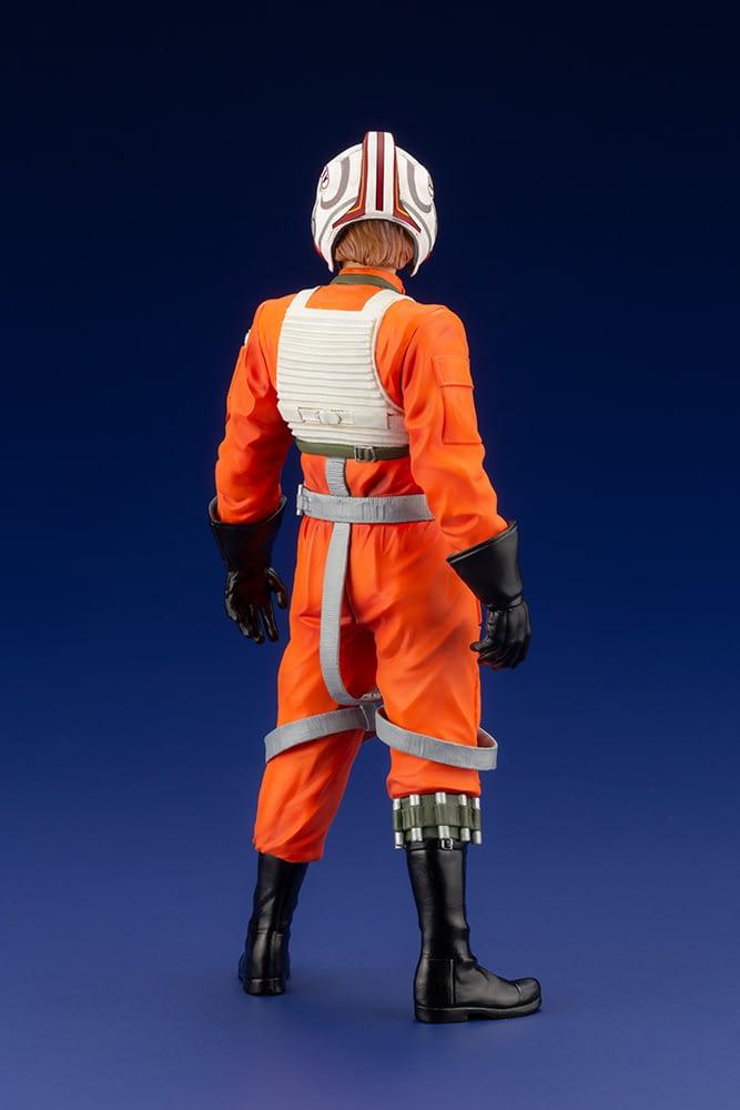 Luke Skywalker Is Ready for the Death Star with New Kotobukiya Statue