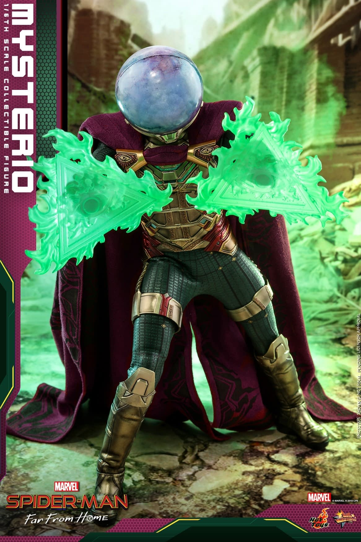 Mysterio Is the Truth with New Hot Toys Figure Coming Soon
