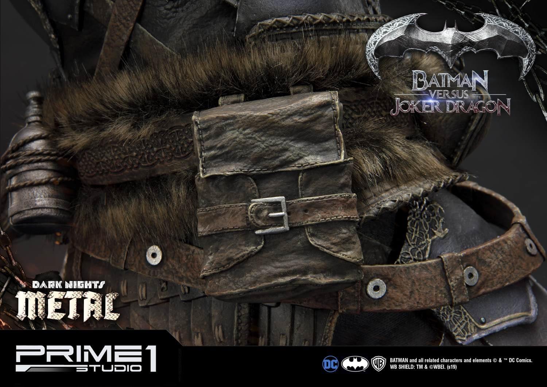 {Dark Nights: Metal' Statue by Prime 1 Studios Showcases A Joker Dragon