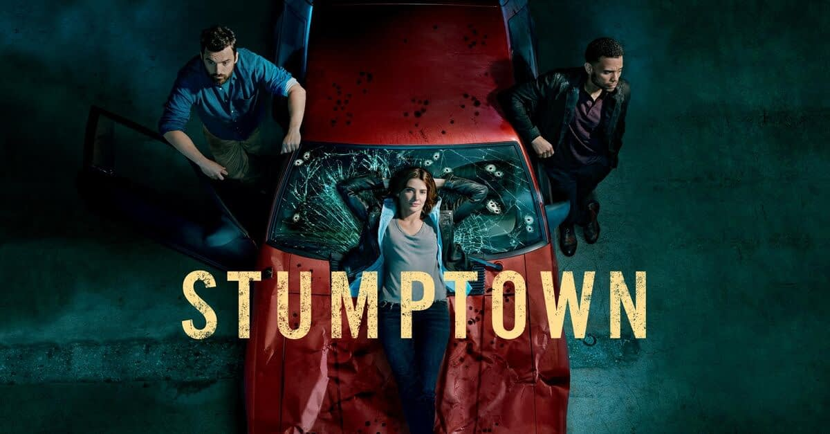 "Stumptown's Premiere in ""Stumptown"", the new Oni TV Series debuts at RCCC"