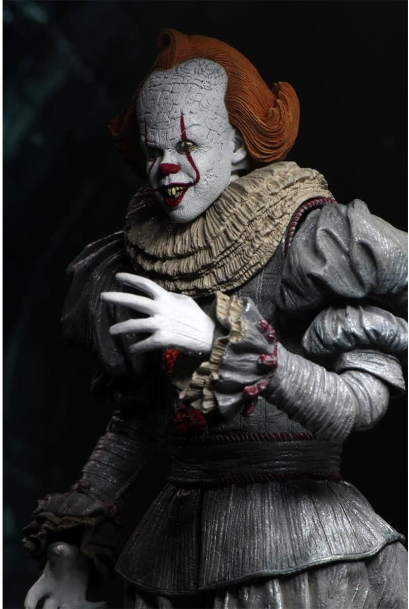 """New NECA """"IT: Chapter Two"""" Pennywise Will Have You Float Too"""