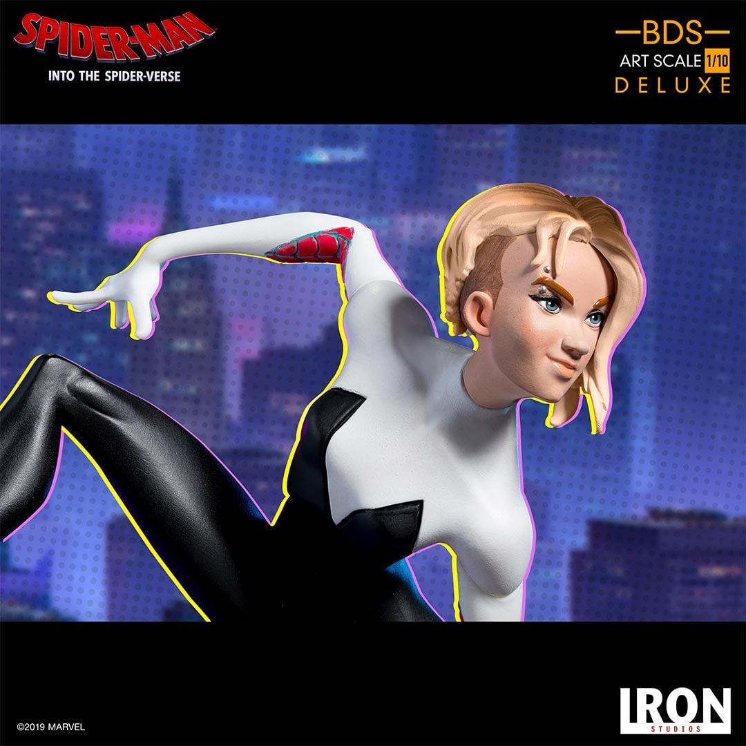 Spider-Gwen Posed