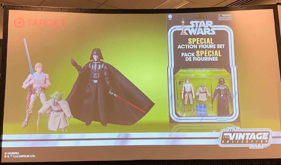Star Wars Reveals New Black Series and Vintage Figures at NYCC