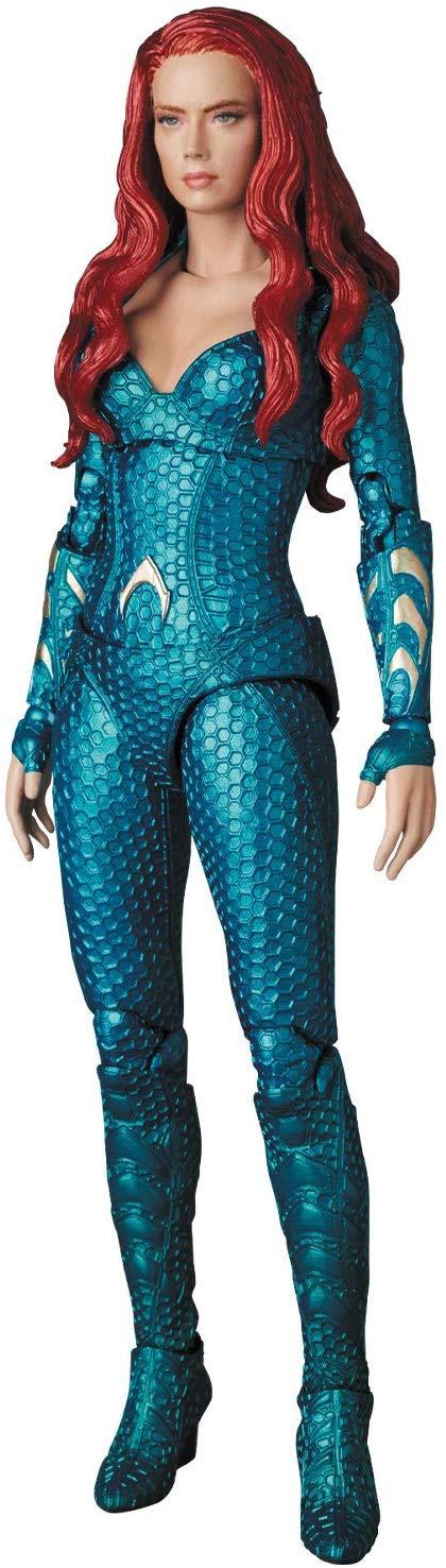 Aquaman's Mera Makes a Splash with New Mafex Figure