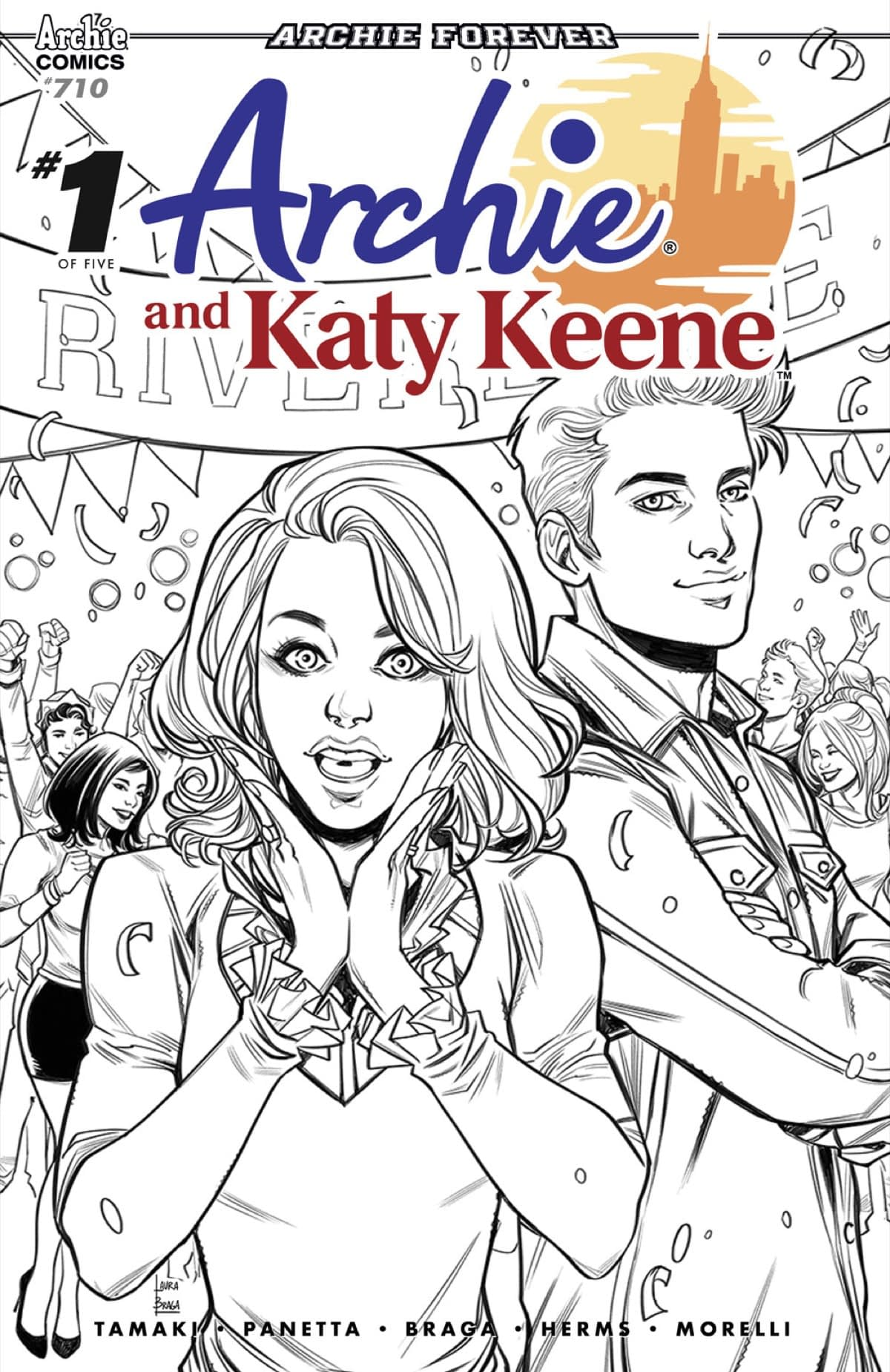 Archie to Relaunch as Archie and Katy Keene as Titular Gigolo Gets New Love Interest