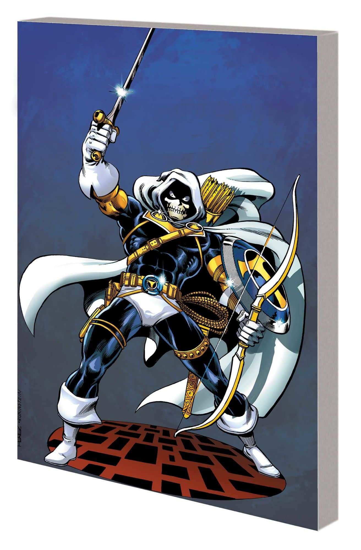Mavel Comics Full January 2020 Solicitations