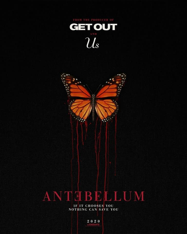 'Antebellum':Check Out the First Trailer and Three Posters From Lionsgate's New Horror Film