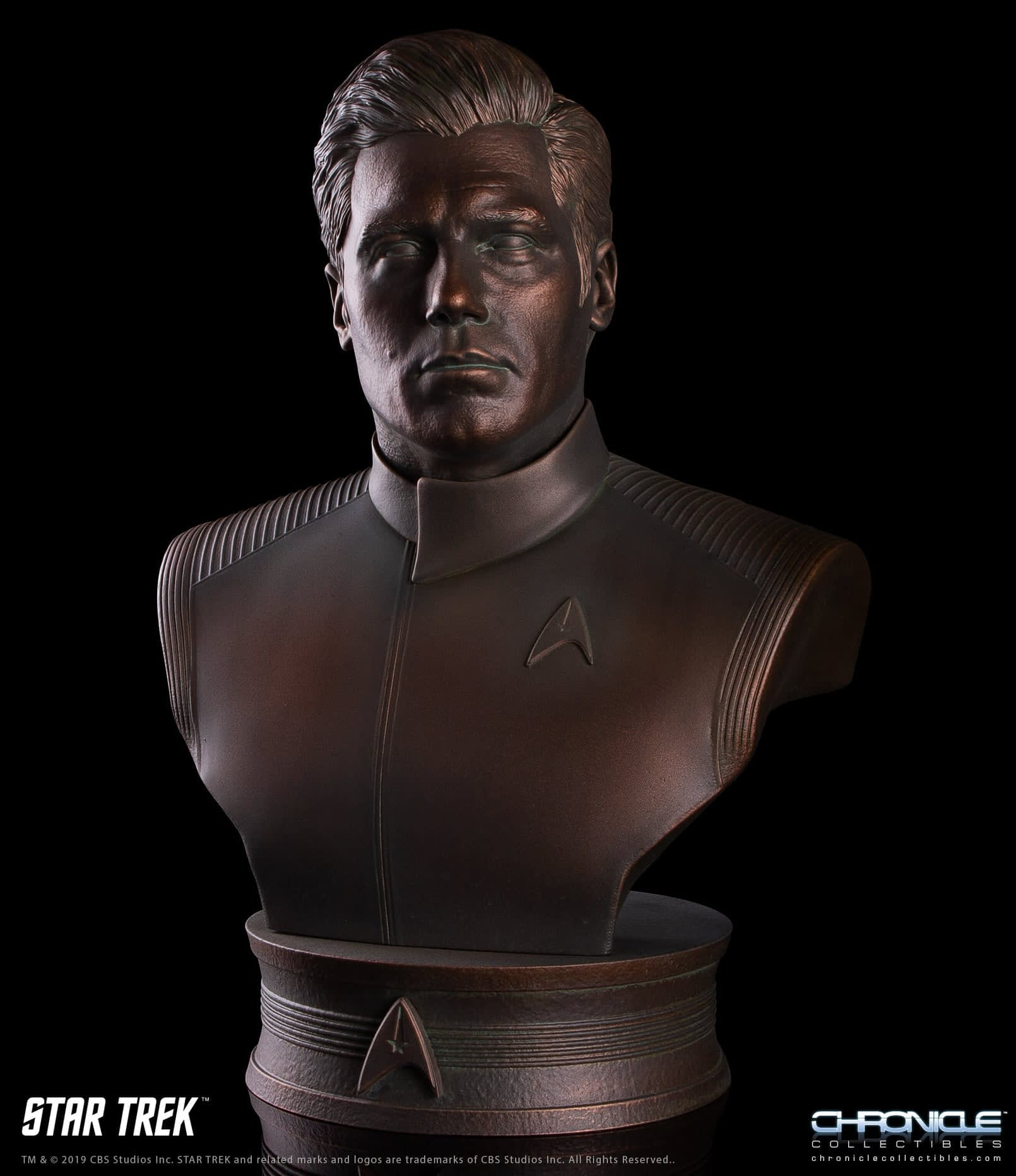 Star Trek Busts Are Here for You to Discover
