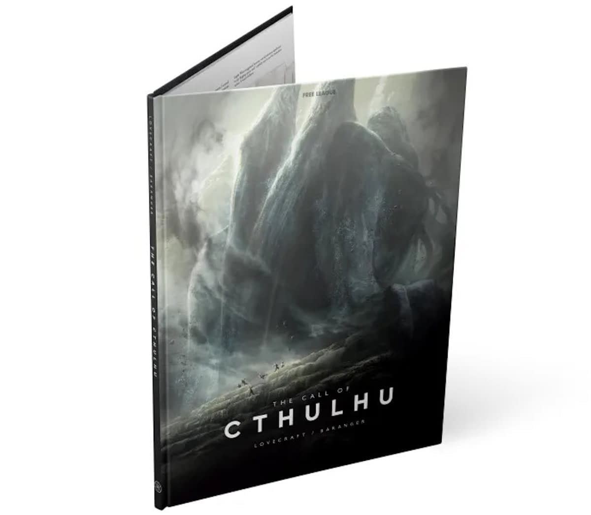 """Gorgeously Illustrated """"Call of Cthulhu"""" Book Available Now from Free League Publishing"""